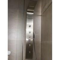 Banos10 Colonna doccia IGUAZU' effetto cascata H 165