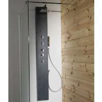 Banos10 Colonna doccia Ardesia Naturale completa H 200 oppure H 148