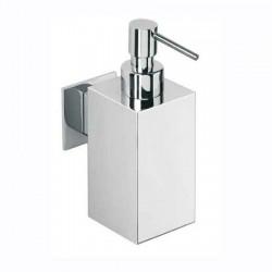 BATHLINE Porta Sapone Liquido Cromo