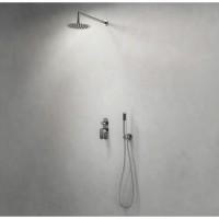 DOCCIAVIVA Pacchetto doccia rotondo ROLLER