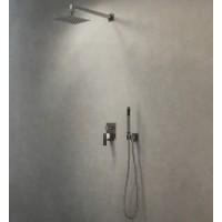 DOCCIAVIVA Pacchetto doccia quadrato SQUARE