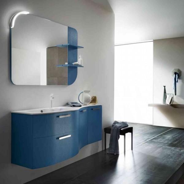 Cerasa mobile composizione city play sospeso progetto for Elementi bagno